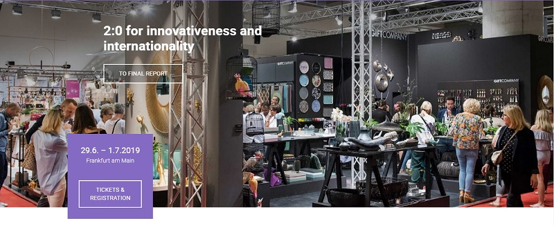 Tendence Int'l Frankfurt Autumn fair
