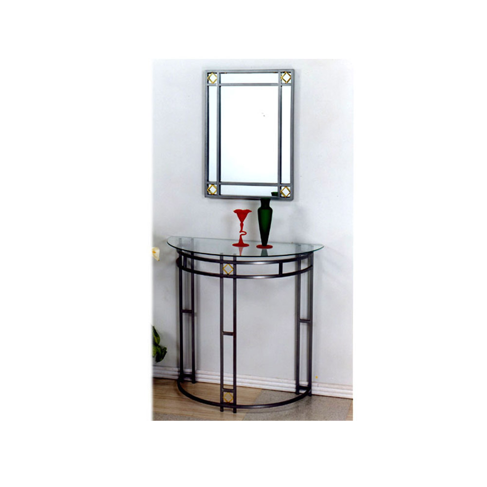 Console table and mirror set sale - CH Furniture Manufacturer