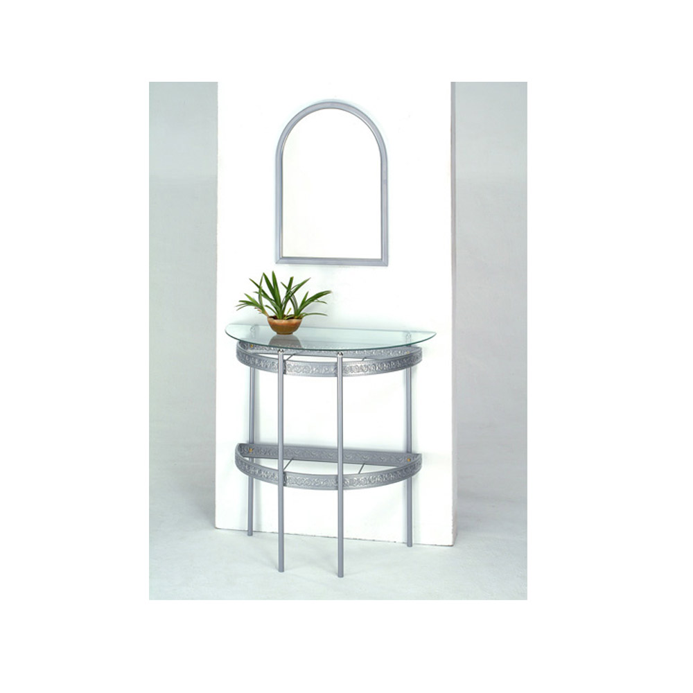 mirrored console table sale, mirrored glass hall table