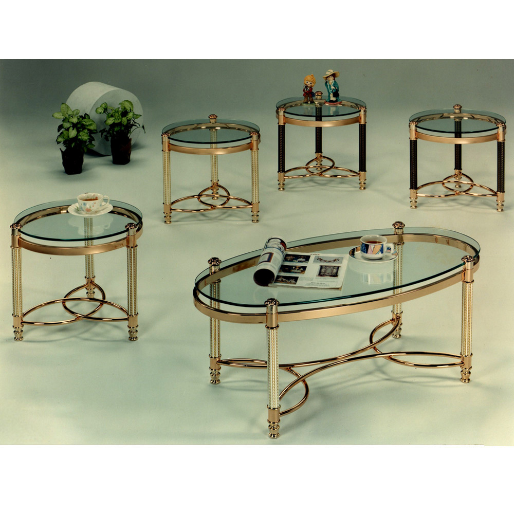 - Oval Coffee Table, Small Glass Coffee Table - CH Glass Coffee