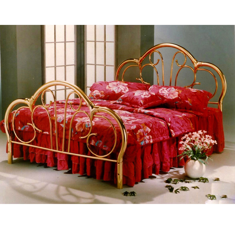 wrought iron bed, wrought iron bed frame, best bedroom furniture brands