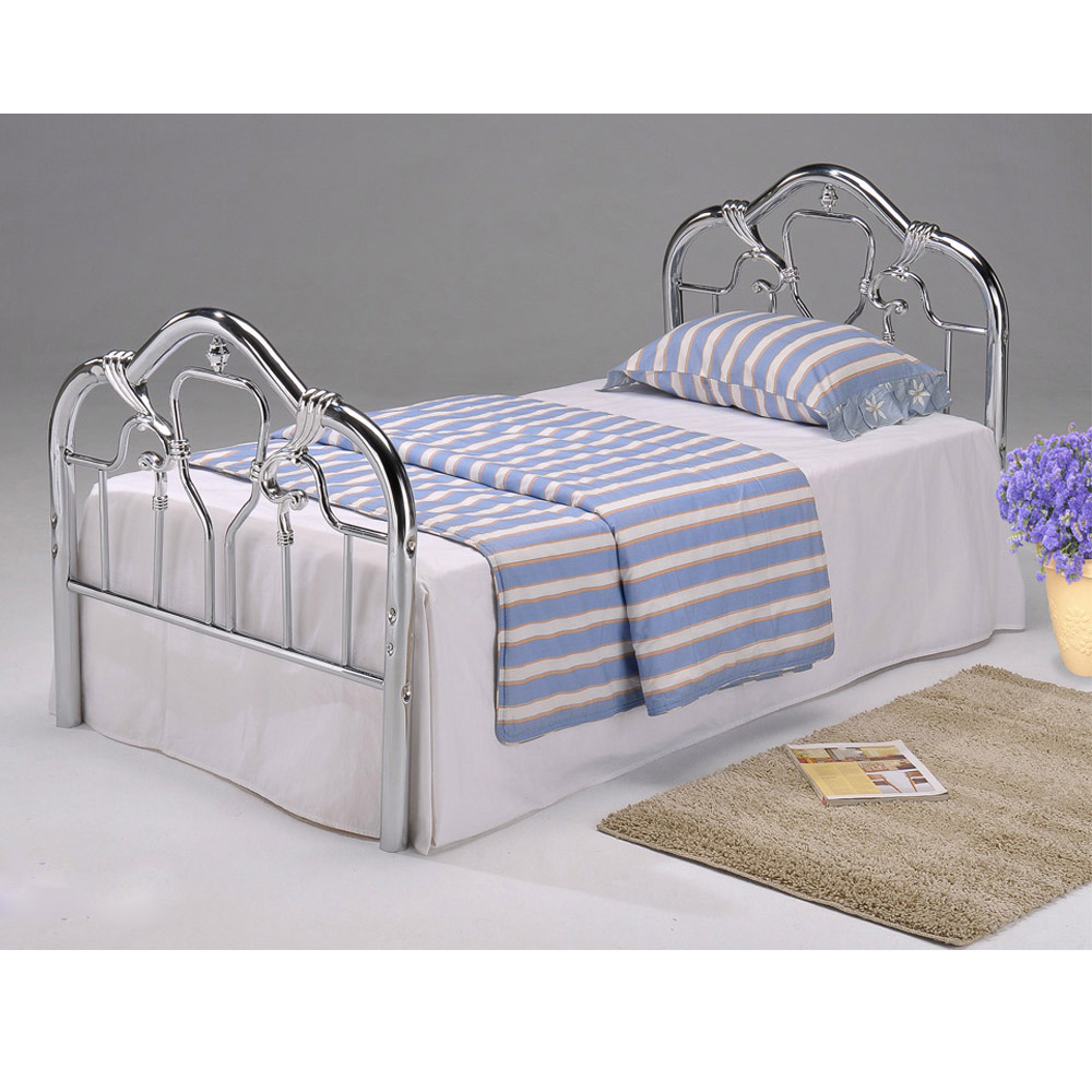Stainless Steel Bed Frame Single Iron Bed Frame Metal Bed Manufacturers Ch Made In Taiwan