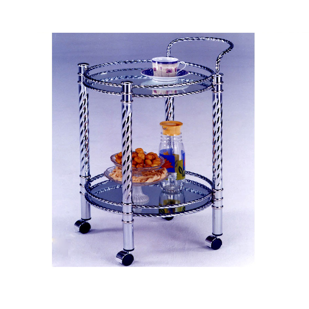 Dining Tea Trolley, Coffee Service Cart, Metal Furniture Suppliers