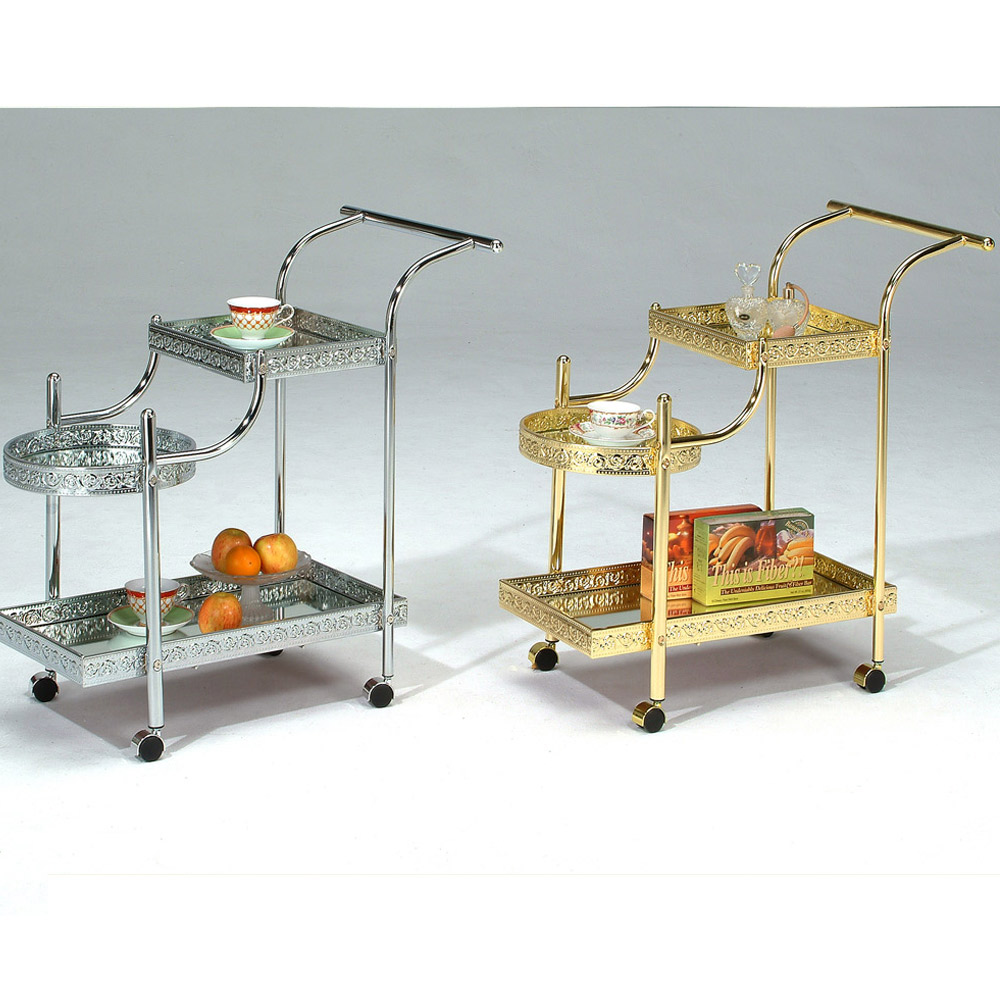 Metal Candy Cart, Contemporary Metal Furniture, Furniture Exporters